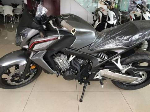 Honda CB650F 2014 tấn công thị trường Đông Nam Á với giá khoản 260 triệu đồng