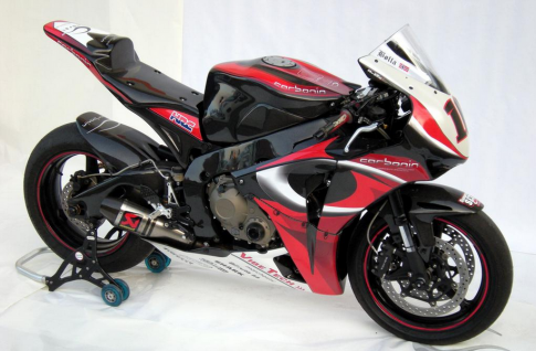 Honda CBR 1000RR Carbonin - quyen ru den khong ngo
