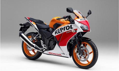 Honda CBR 250 có thể được trang bị động cơ 2 xilanh