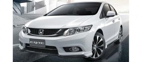 Honda Civic 2014 ra mắt tại Thái Lan