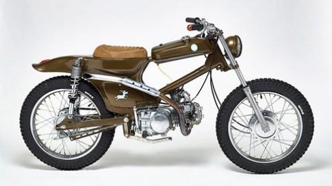 Honda Cub 50 độ độc đáo mà đẳng cấp...