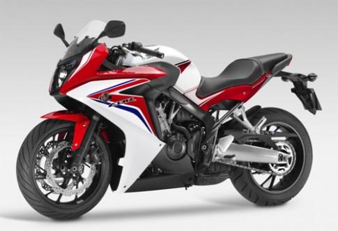 Honda giới thiệu sportbike CBR650F 2014