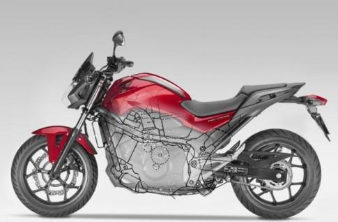 Honda phát triểu động cơ hệ thống siêu nạp
