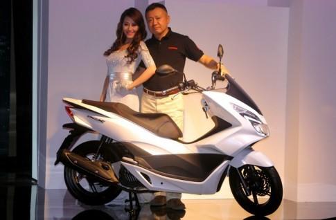 Honda ra mắt 6 mẫu xe máy tại Việt Nam vào năm 2014