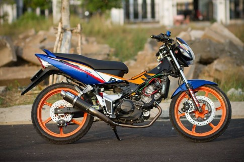 Honda Sonic Repsol do cuc chat choi
