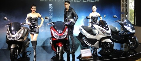 'Hot' Honda PCX ráp tại Việt Nam sẽ xuất khẩu sang Thái Lan