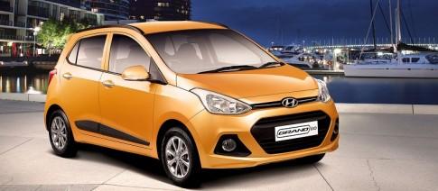 Hyundai Grand i10: ngôi sao mới trong làng xe nhỏ