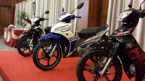 Jupiter Fi ra mắt phiên bản GP tại Việt Nam vào cuối năm nay