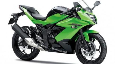 Kawasaki Ninja 250SL và Z250SL ra mắt thị trường Châu Âu tại EICMA