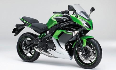 Kawasaki Ninja 400 2015 voi gia gan 120 trieu dong