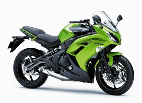 Kawasaki Ninja 650 phiên bản mới chuẩn bị trình làng