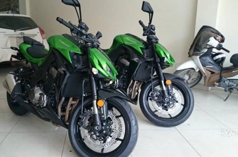 Kawasaki Z1000 2015 bất ngờ xuất hiện tại Sài Gòn