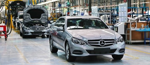 Khách hàng Việt ngày càng chuộng xe sang Mercedes-Benz