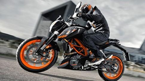 KTM sẽ trang bị động cơ Twin cho phân khúc 500cc và 800cc