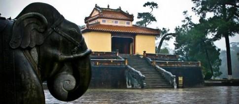 Lăng Thiên Thọ và những bí ẩn ở cửa Ngọ Môn