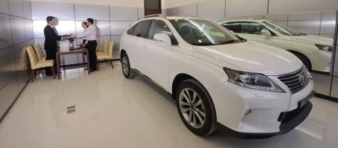 Lexus chính thức công bố đại lý 3S đầu tiên tại Việt Nam