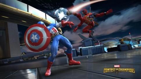 Marvel Contest of Champions - Siêu phẩm đối kháng cập bến Mobile