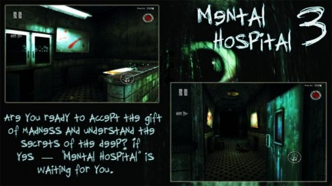 Mental Hospital 3 - Bom tấn đồ họa dưới mác game kinh dị