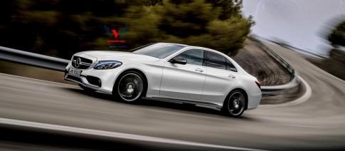Mercedes-Benz C63 AMG 2015 sắp ra mắt?