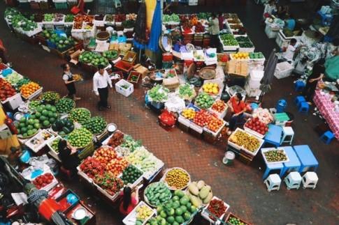 Ngắm một Hà Nội rất đẹp qua chùm ảnh ở những khu chợ nổi tiếng!