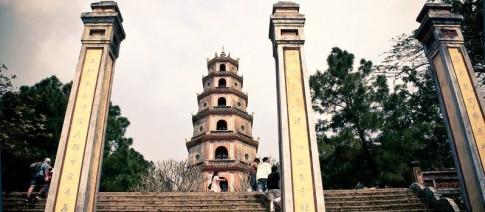 Ngọn đồi thiêng của nhà Nguyễn