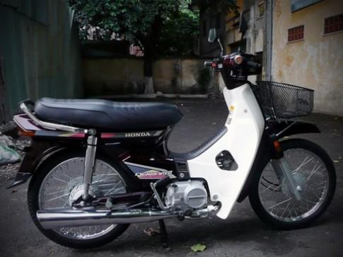 Những bước ngoặt quan trọng trên thị trường xe máy Việt Nam