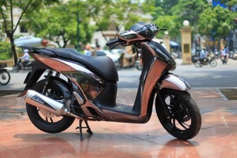 Những chiếc Honda SH trang trí đẹp ở Việt Nam 2013
