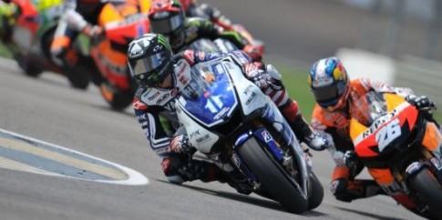 Những công nghệ đỉnh cao hỗ trợ trong xe đua MotoGP