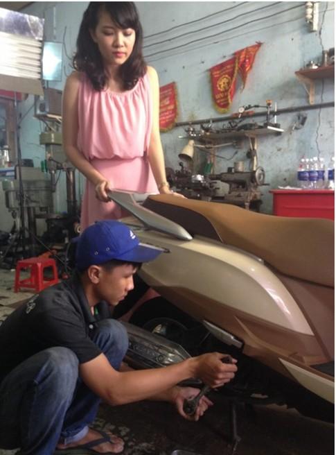 Những điều phụ nữ cần chú ý khi đi ra tiệm sửa xe