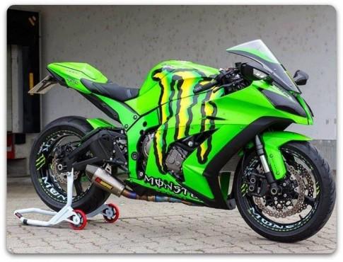 Những hình ảnh đẹp về moto