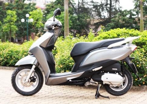 Những mẫu xe máy làm nóng thị trường Việt 2013