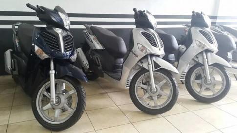Những mẫu xe máy vừa ra mắt gây xôn xao thị trường VN đầu tháng 9