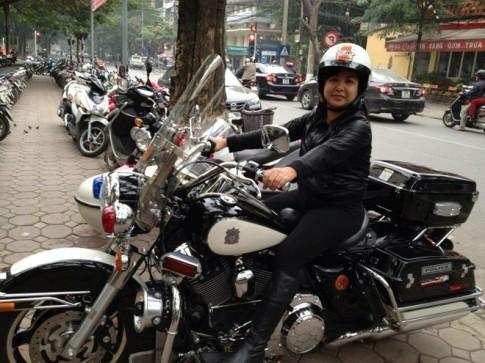 Những nữ biker Việt cá tính đam mê xe PKL