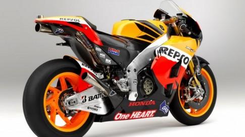 Những phiên bản MotoGP của các đội đua