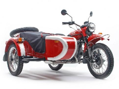 Sidecar xuất hiện hoành tráng tại lễ khai mạc Olympic