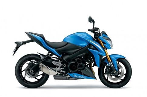 Suzuki GSX-S1000 chiếc nakedbike hầm hố chính thức ra mắt