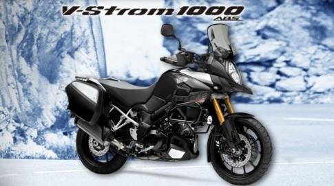 Suzuki V-Strom 1000 ra mắt phiên bản mới No Compromise