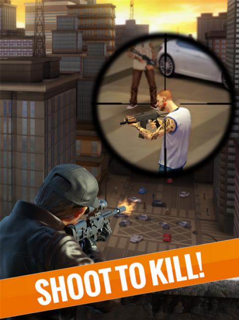 Tải game Sniper 3D Assassin phiên bản Mod