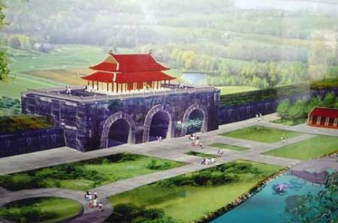 Thành nhà Hồ: sông phù, núi khuyết biết làm sao