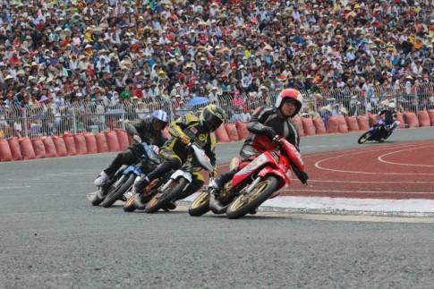 Thông tin về vòng 1 giải đua xe 125cc diễn ra tại Bình Phước ngày 01/01/2014