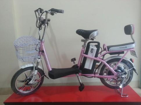 Thư thái và bình yên với xe đạp điện Hàn Quốc TAILG