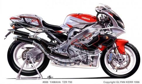 Tìm hiểu về động cơ 2 thì cho xe máy và mô tô phân khối lớn