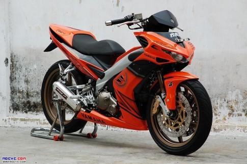 Tổng hợp những chiếc Yamaha X1R độ đẹp
