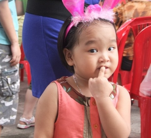 Trẻ bị xước móng rô: Đừng coi nhẹ