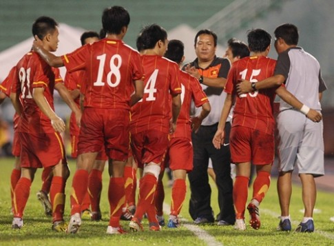 U23 Việt Nam thua thảm, phụ lòng người hâm mộ.