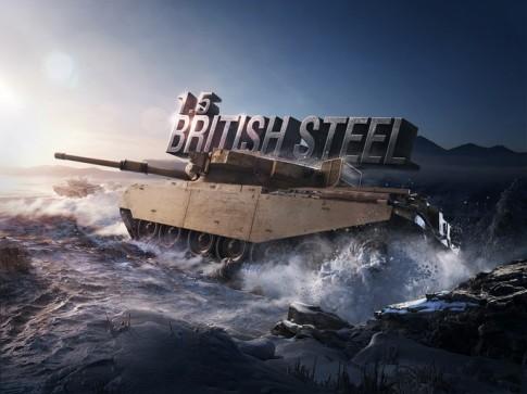 World of Tanks Blitz phiên bản 1.5 cập nhật dòng tăng Anh