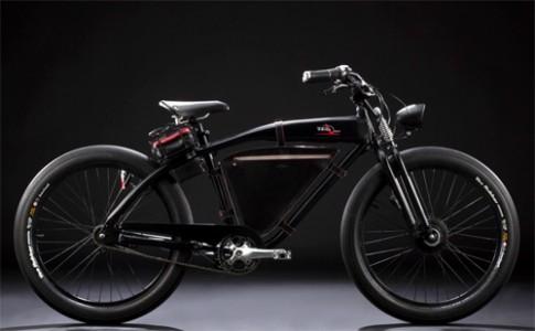 Xe đạp điện Italjet với phong cách xe đua cổ điển giá khoản 3.200 USD