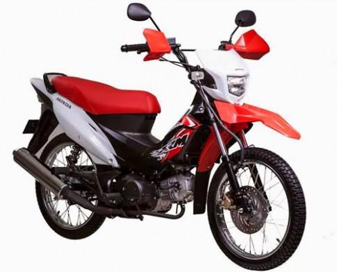 Xe máy offroad Honda XRM 125 giá 1.400 USD.