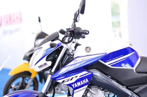 Yamaha FZ150i ra mắt phiên bản xanh GP tại VN trong tháng 10