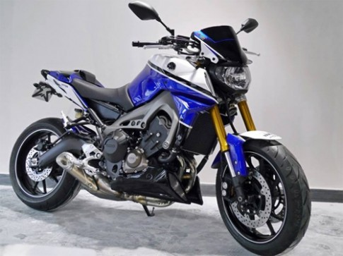 Yamaha GMT-09: Phiên bản độ hoàn hảo
